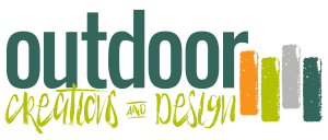 Outdoor Creations and Design Logo 2