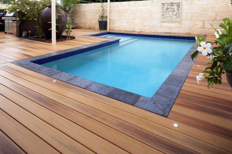 Duralife Deck Around Heated Pool