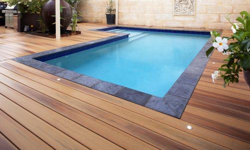 Duralife Deck Around Heated Pool
